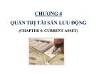 Bài giảng Tài chính doanh nghiệp - Chương 4, 5