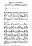 8 Phương pháp và 36 dạng Hóa 10,11,12