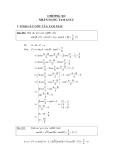 Toán lượng giác - Chương 11: Nhận dạng tam giác