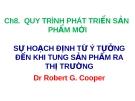 Bài giảng Quản lý dự án: Chương 8 - TS. Phùng Tấn Việt