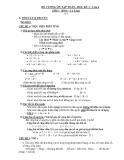 Đề cương ôn tập Toán 6 HK1 (2013 - 2014) - GV:La Loan