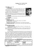 Giáo án Ngữ văn 12 tuần 4: Đọc thêm: Mấy ý nghĩ về thơ ( trích )