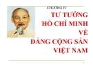 Bài giảng Tư tưởng Hồ Chí Minh: Chương 4 - ĐH Kinh tế