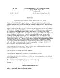 Văn bản hợp nhất 05/TTHN-BYT năm 2013