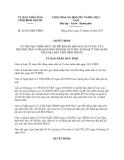 Quyết định 42/2013/QĐ-UBND tỉnh Bình Phước