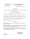 Quyết định 975/QĐ-UBND-HC năm 2013