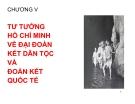 Bài giảng Tư tưởng Hồ Chí Minh: Chương 5 - ĐH Kinh tế