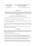 Quyết định 2578/QĐ-UBND năm 2013 tỉnh Kiên Giang