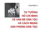 Bài giảng Tư tưởng Hồ Chí Minh: Chương 2 - ĐH Kinh tế