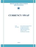Tiểu luận: CURRENCY SWAP