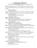 100 Bài toán ôn luyện đại học chủ đề hình học không gian - THPT Tiểu La Thăng Bình