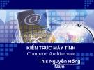 Bài giảng Kiến trúc máy tính - Chương 4: Bộ nhớ