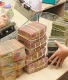 Bài tập nhóm: Vay dài hạn ngân hàng và các tổ chức tín dụng