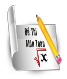 Đề kiểm tra giữa kỳ  K37 môn: Đại số tuyến tính - Đại Học Kinh tế TP. HCM