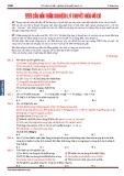 Luyện thi ĐH: 999 câu hỏi trắc nghiệm lý thuyết hóa vô cơ