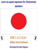 Learn to speak Japaneses for Vietnamese