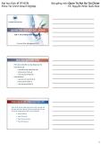 Bài giảng Quản trị rủi ro tài chính: Bài 4 - TS. Nguyễn Khắc Quốc Bảo
