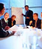 Bài tập Quản trị kinh doanh: Phân tích hoạt động kinh doanh