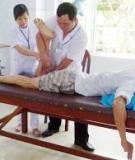 Bài giảng môn Phục hồi chức năng - Vật lý trị liệu: Phần 1 - CN. Trịnh Xuân Đốc