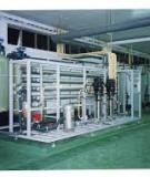 Đồ án công nghệ môi trường: Công nghệ xử lý nguồn nước thô cấp cho sinh hoạt