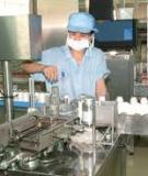 Báo cáo: Công nghệ sản xuất Kefir - sản phẩm sữa chua mới