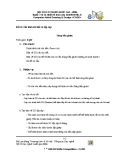 Đề thi nghề: Vẽ và thiết kế trên máy tính - Mô hình chi tiết và lắp ráp (Súng bắn ghim)