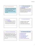 Bài giảng Nguyên lý bảo hiểm: Chương 4