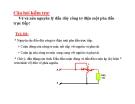 Bài giảng Bài 4: Lắp mạch đo lường tủ hạ thế trạm biến áp