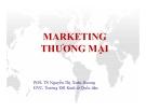 Bài giảng Marketing thương mại - PGS. TS Nguyễn Thị Xuân Hương