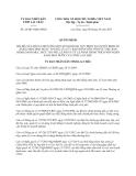 Quyết định 28/2013/QĐ-UBND sửa đổi Quyết định 28/2012/QĐ-UBND