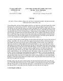 Chỉ thị 07/2013/CT-UBND tỉnh Đắk Lắk