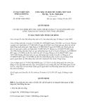 Quyết định 46/2013/QĐ-UBND tỉnh Lâm Đồng