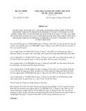 Thông tư 148/2013/TT- BTC hướng dẫn Quy chế kinh doanh bán hàng miễn thuế
