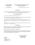 Quyết định 3300/QĐ-UBND năm 2013