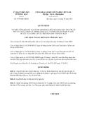 Quyết định 1679/QĐ-UBND năm 2013