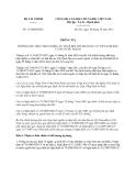 Văn bản hợp nhất 13/VBHN-BTC