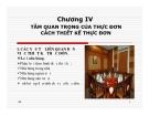 Bài giảng môn Quản trị nhà hàng: Chương 5 - GV. Trần Thu Hương