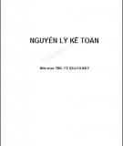 Ebook Nguyên lý kế toán: Phần 1 - ThS. Vũ Quang Kết