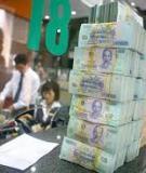Khóa luận: Hoạt động quản trị rủi ro thanh khoản tại các ngân hàng thương mại Việt Nam