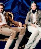 Đồ án tốt nghiệp: Cảm hứng từ trang phục quân đội Napoleon