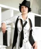 Đồ án tốt nghiệp: Trang phục ứng dụng ý tưởng phong cách Tomboy