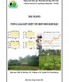 Bài giảng Nông lâm kết hợp với biến đổi khí hậu: Phần 2