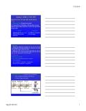 Bài giảng Sinh lý động vật thủy sinh: Chương 4 - GV. Nguyễn Bá Mùi