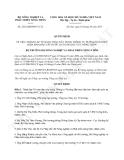 Quyết định 2232/QĐ-BNN-TCTL năm 2013