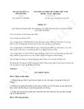 Thông tư 34/2013/TT-BTNMT