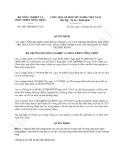 Quyết định 2487/QĐ-BNN-TCLN năm 2013