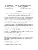 Quyết định 2401/QĐ-BNN-TCLN