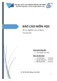 Báo cáo môn học: Nghiên cứu về Netty Framework