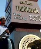 Một số tư liệu lịch sử, pháp lý về chủ quyền của Việt Nam đối với hai quần đảo Hoàng Sa và Trường Sa