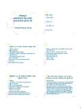 Bài giảng Kinh doanh quốc tế - Chương 3: Hợp đồng mua bán hàng hóa quốc tế